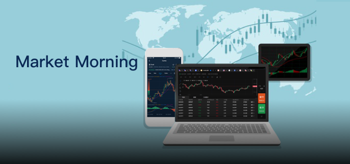 【Market Morning】U.S. stocks soars while medical sector hit a new high. Crude oil plunged 4%